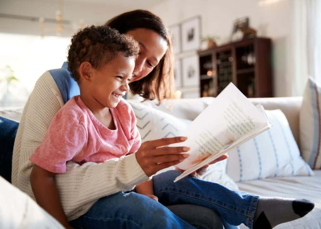 Teach Your Child Life Lessons Through Books