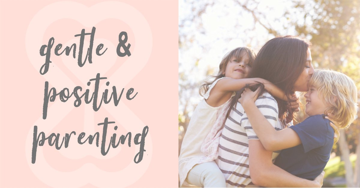Such a Little While: Gentle & Positive Parenting