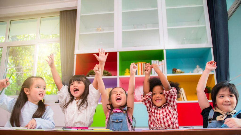 Play-Based Preschooling