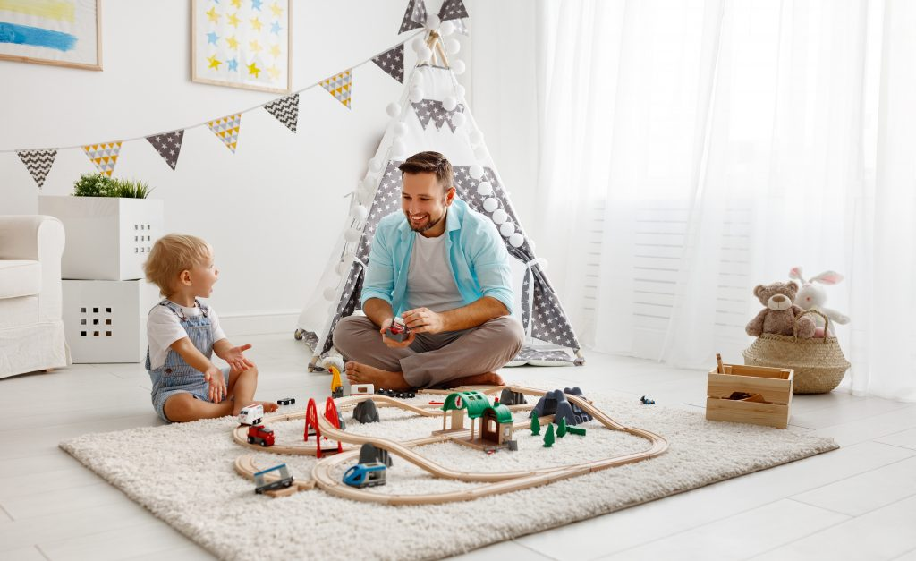 The Best Wooden Toys for Two-Year-Old Toddlers by Such a Little While