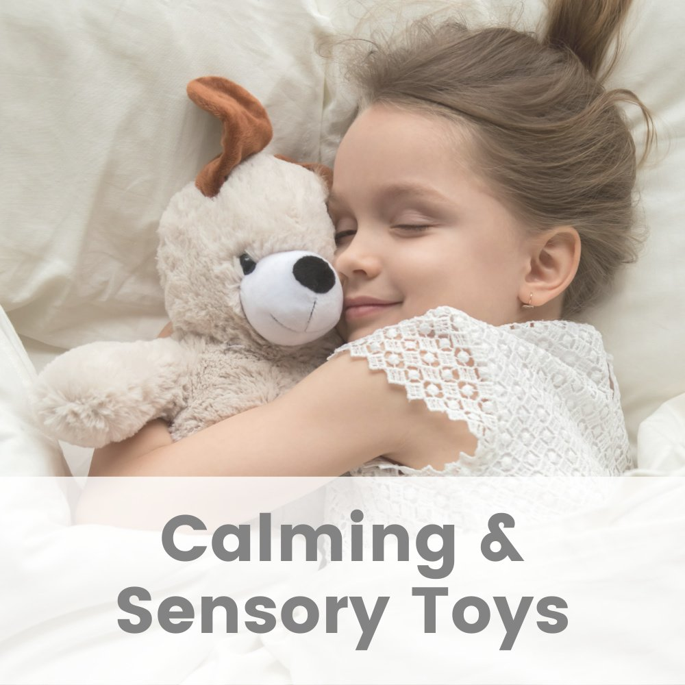 Calming & Sensory Toys by Such a Little While