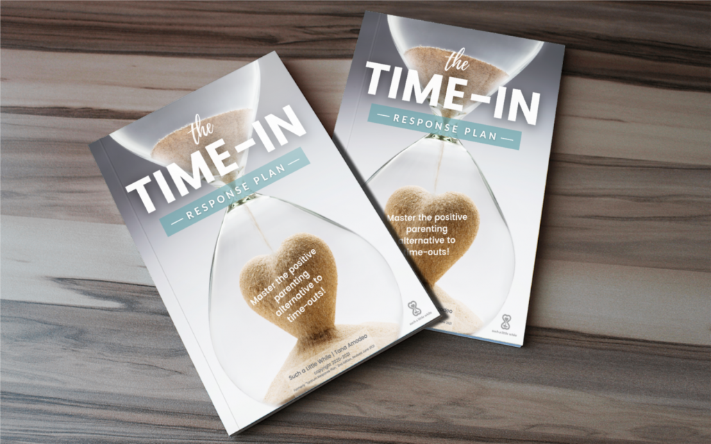 The Time-In Response Plan | Calm Down Printables by Such a Little While