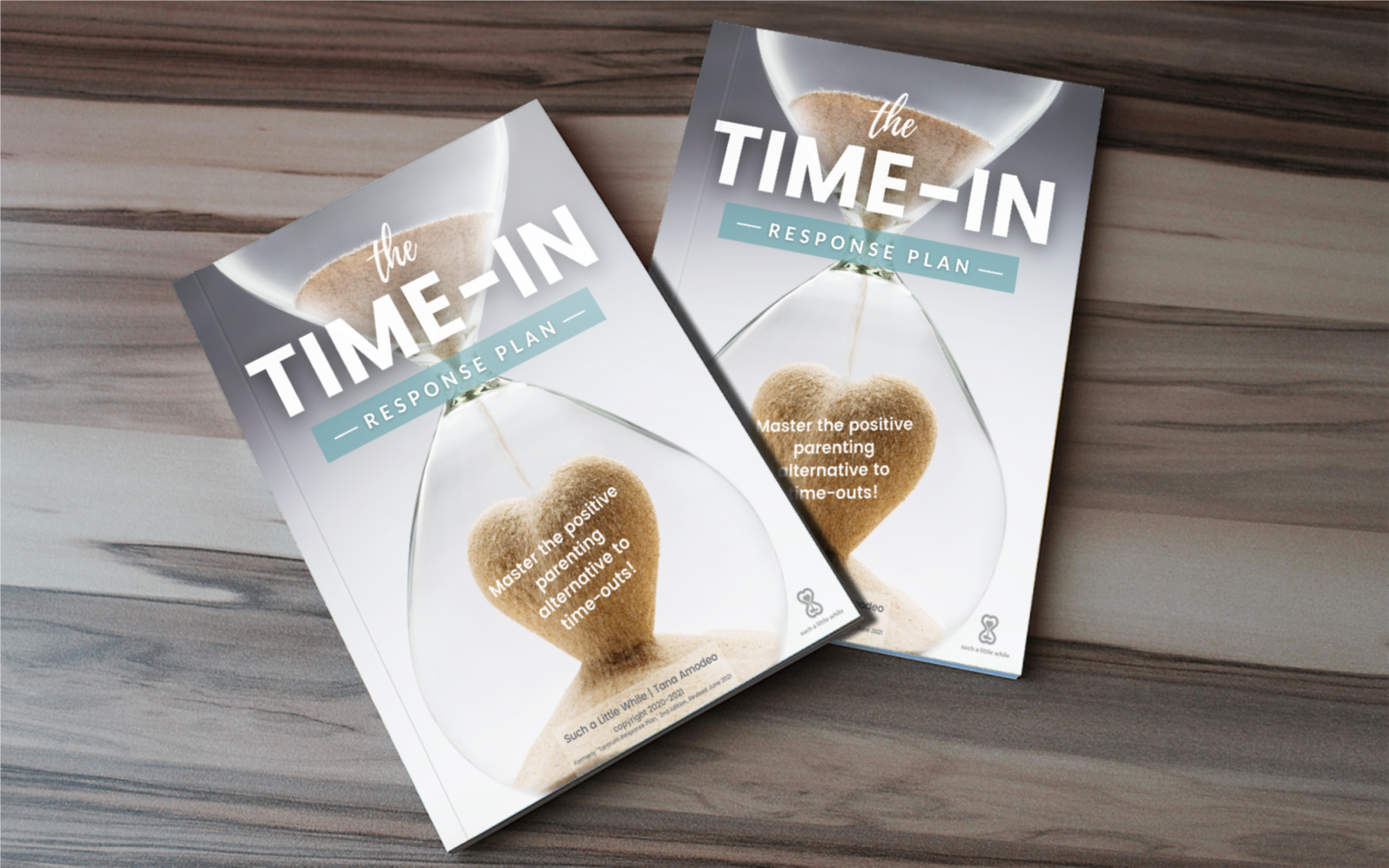The Time-In Response Plan (Time Out Alternative) by Such a Little While