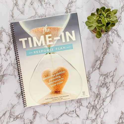 The Time-In Response Plan (Time-Out Alternative) by Such a Little While