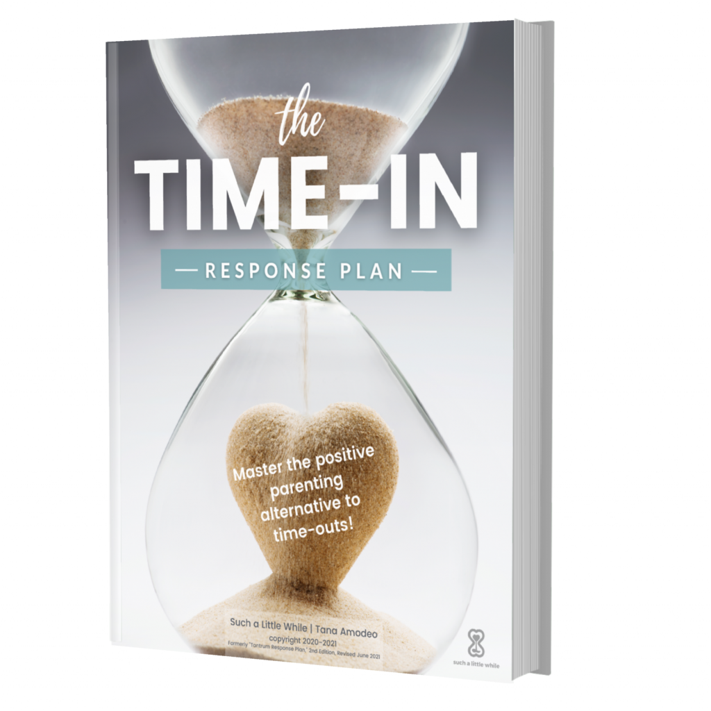 The Time-In Response Plan | Calm Down Corner Printables by Such a Little While