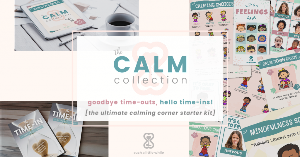 The Calm Collection | Calm Down Printables by Such a Little While